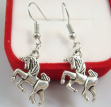 Stallion Horse Earrings *** 12127 >> Combined Shipping - $3.75