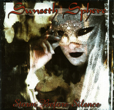 Sunseth Sphere - Storm Before Silence CD Prog Goth Metal - $4.00