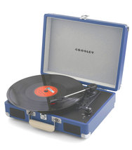 PORTABLE TURNTABLE STEREO RECORD PLAYER 4 COLORS TO CHOOSE FROM  image 3