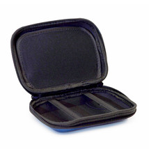 Portable EVA Hard Carrying Case for Electronic Devices, Earphones, Disks, USB - $9.99