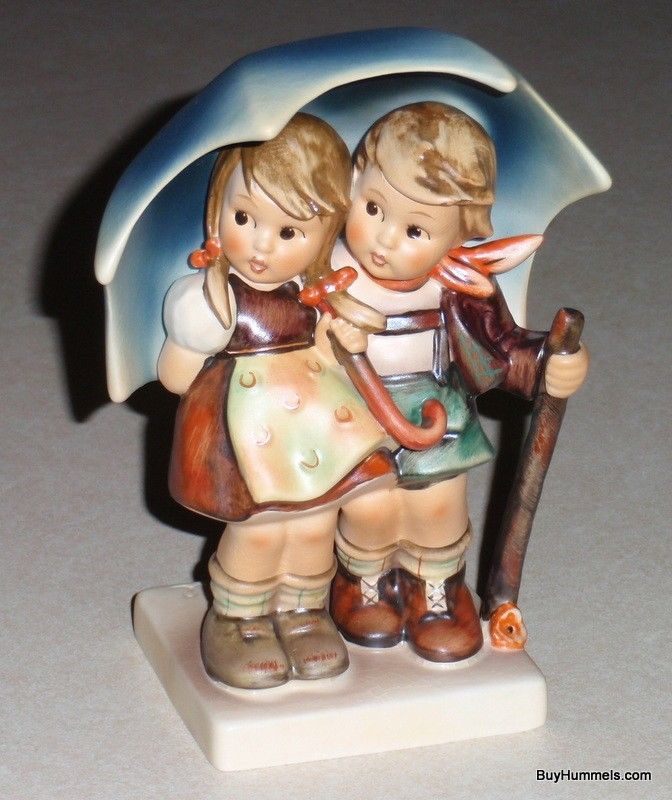 "Primary image for ""Stormy Weather"" Goebel Hummel Figurine #71 TMK6 From 1980 With Original Box!"