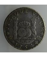 1754 Mexico Ferdnd VI, 8 reales, Spanish Coloni... - $500.00