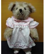Artisan Handmade Teddy Bear, by Cates, collectible teddy bear, handcrafted - $19.95