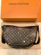 LOUIS VUITTON Monogram Galaxy Shoulder Bag Messenger M44164 Auth 19SS Re... - $4,205.70