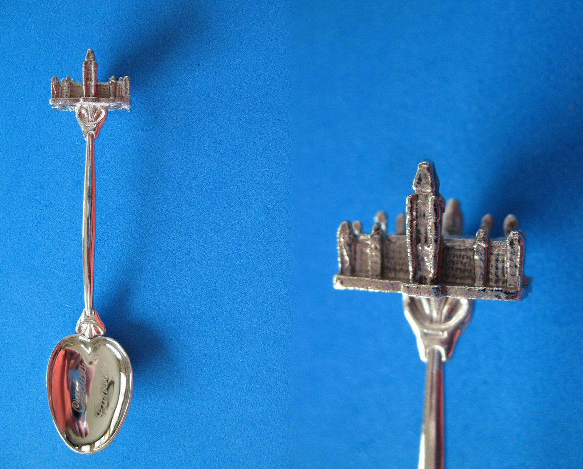 Primary image for OTTAWA Ontario Souvenir Collector Spoon Collectible PARLIAMENT BUILDINGS Figural
