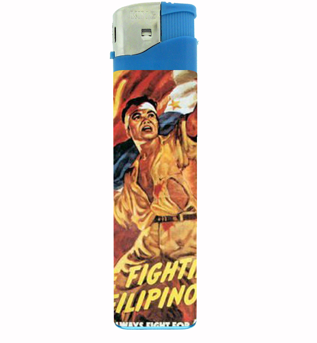 Primary image for The Fighting Filipinos Freedom Jumbo Lighter D-403
