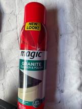 Magic granite Cleaner and polish - $15.00