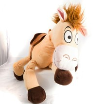 "Disney World Bullseye Plush 20"" Toy Story Pixar Horse Parks Stuffed Animal - $14.74"