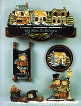 Tole Decorative Painting Christmas Ye Olde And The New Kathy Griffiths Book - $12.99