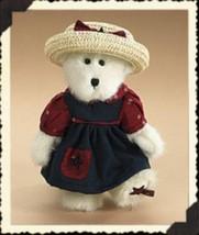 "Boyds Bears ""BECCA B. STARSLEY"" 8"" Plush Bear * #904523* New* 2006*Retired - $29.99"