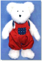 "Boyds Bears ""Lucy Lynn Beasley"" 10"" QVC Exclusive- #93446V- NWT- 2003-Retired - $39.99"