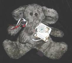 "Boyds Bears ""NEWTON""  - 8"" Plush Elephant- #5665- NWT- 1996- Retired - $29.99"