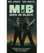 Men In Black VHS Tommy Lee Jones Will Smith Rip Torn Lara Flynn Boyle - $1.99