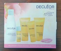 Decleor Soothing Skincare Program 5 pc Kit - New in Box - $32.71