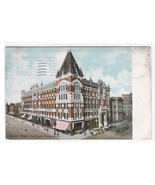 Opera House Theater Block Denver Colorado 1911 postcard - £4.54 GBP