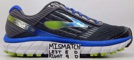 MISMATCH Brooks Ghost 9 Men's Running Shoes Size 8 M (D) Left & 9 M (D) Right