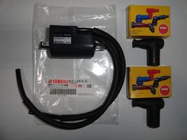 NGK Spark Plug Cap Ignition Coil Genuine OEM Yamaha Banshee YFZ350 YFZ 350 - $144.95