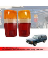 REAR TAIL LIGHT LENS STANDARD COLO FOR TOYOTA HILUX PICKUP LN50 MK2 1984... - $25.48