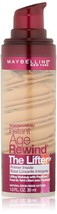 2PK Maybelline New York Instant Age Rewind The Lifter Makeup, Natural Beige - $13.94