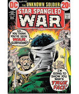 Star Spangled War Stories Comic Book #168, DC Comics 1973 VERY FINE+ - $20.24