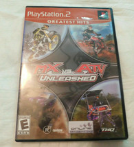 PlayStation 2 -Video Game-(MX vs. ATV Unleashed) - $9.89