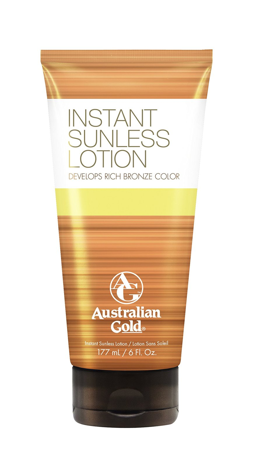 Australian Gold Instant Sunless Self-Tanning Lotion 177ml