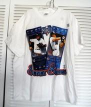 2000 World Series t shirt Subway Series New York Yankees Mets XL - $24.26