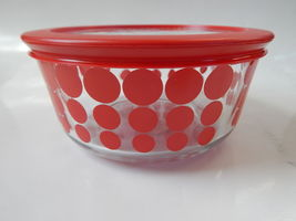 Pyrex 100th Anniversary Edition Red Dot- Large 4 Cup Container New - $13.37