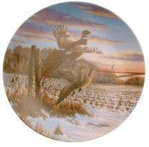 Collector plate On Golden Wings Morning Light W... - $49.42