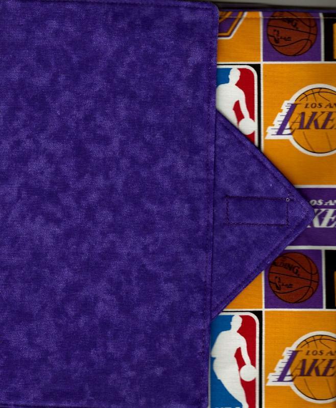 Lakers ipad holdr