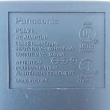 Panasonic PQLV1 AC Power Adapter Cordless Phone Charger Output 9V 500mA - $11.51