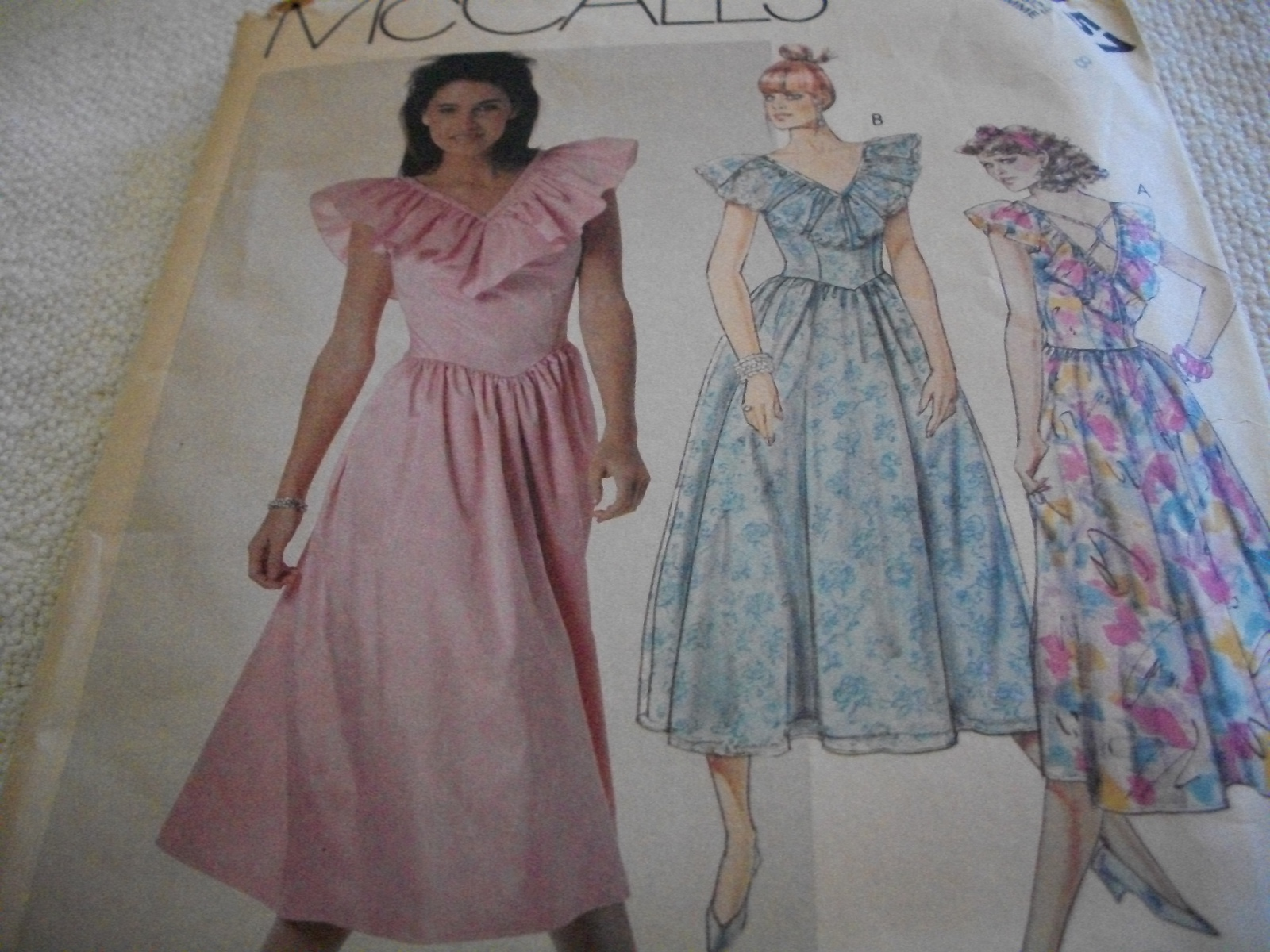 Primary image for Misses' Mid Calf Length Dress Pattern McCall's 3157