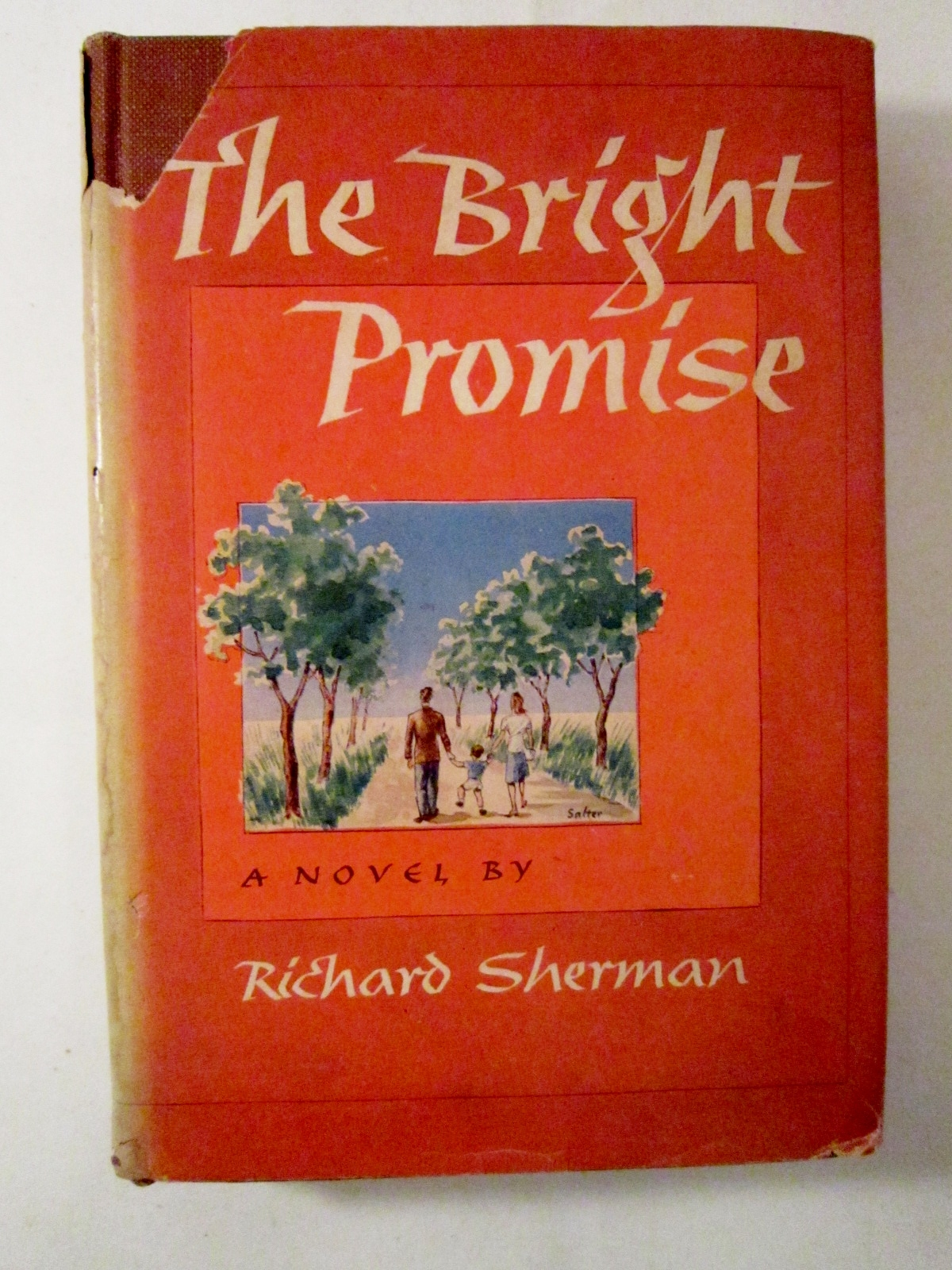 Primary image for The Bright Promise 1947 Novel by Richard Sherman