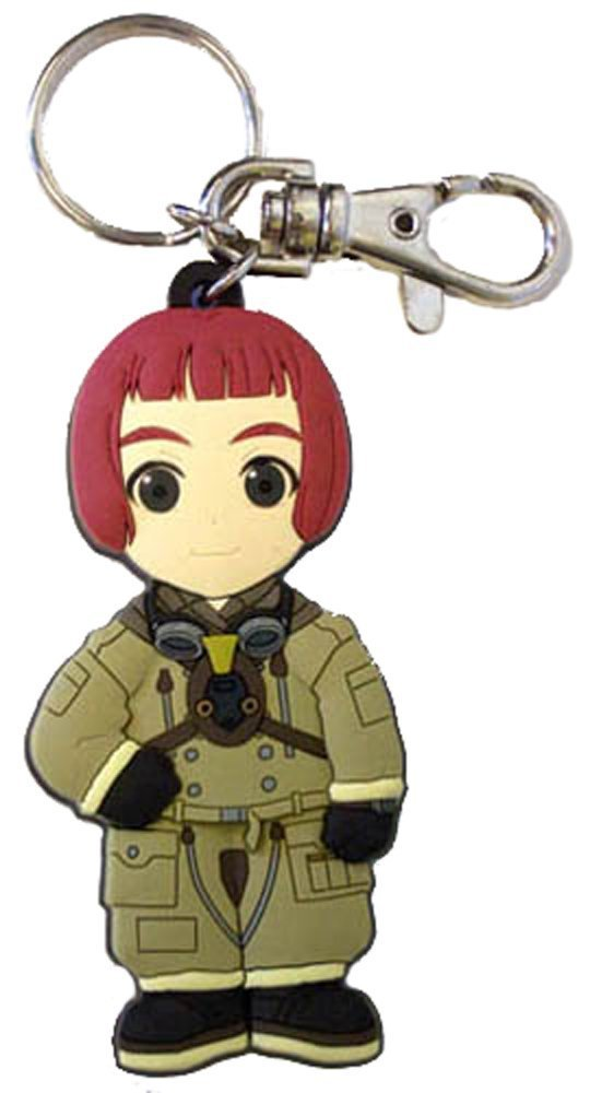 Primary image for Last Exile Lavi Head PVC Key Chain GE3309 *NEW*
