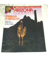 Arizona Highways magazine December 1994 holiday issue De Grazia, tamales! - $2.00