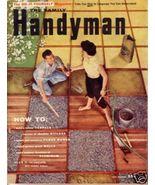 THE FAMILY HANDYMAN *** 1954 May Vintage Magazine - $5.00