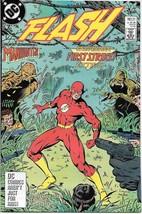The Flash Comic Book 2nd Series #21 DC Comics 1989 VERY FINE NEW UNREAD - $2.99