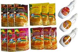 Hawaiian Sun Pancake and Syrup Breakfast Gift Set - $120.00