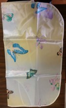 "Thin Kitchen Apron, 24"" x 32"", BUTTERFLIES - $8.90"