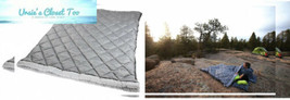 Coleman Tandem 3-in-1 45 Big and Tall Double Adult Sleeping Bag   - $88.51