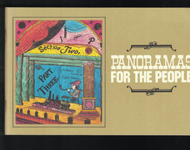 Panoramas for the People Art Catalog Paul Schweizer 1984 - $14.03