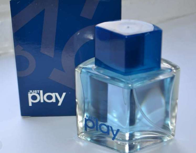 Primary image for Avon JUST PLAY  EDT Eau de Toilette Spray 2.5 fl.oz 75 ml Discontinued New Rare