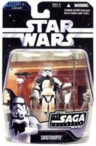 Star Wars 2006 The Saga Collection Sandtrooper ... - $18.61