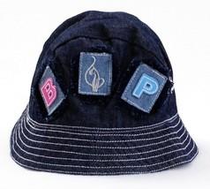 Baby Phat Girlz Chambray Denim Bucket Hat Toddler Girls 2T-4T S/M NWT - $18.74