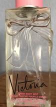 Victoria's Secret Victoria Fresh Fragrance Body Mist 2.5 OZ Travel Size 95% Full image 2