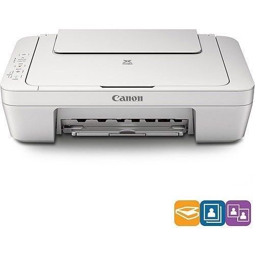 Canon Portable Inkjet All-in-One Printer Computer Laptop
