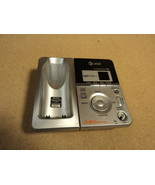 AT&T Digital Answering Machine Base 5.8 GHz Sil... - $23.07