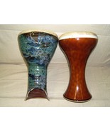 Drums Dumbek Fever Set of 2 and Teaching Kit - $76.00