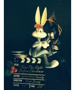 Twas the Night Before Christmas Holiday Ornament 1996   Looney Tunes Bu... - $8.99