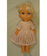 Grand Group 014-22gg Vintage Baby Doll with Cro... - $21.84